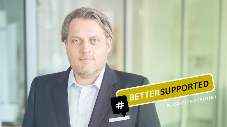 BETTERSUPPORTED: Carsten Schlüter