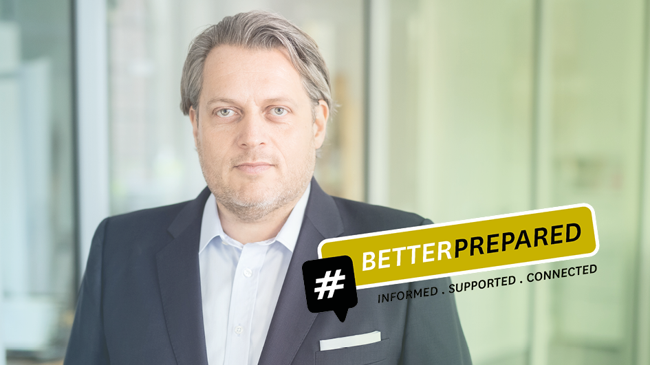 BETTERPREPARED Carsten Schlüter